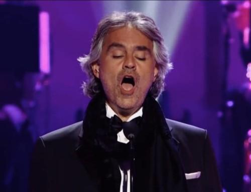 Andrea Bocelli – Adeste Fideles