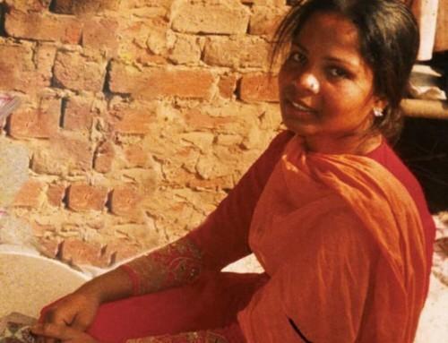 Asia Bibi: confermata la sua assoluzione dalla condanna a morte. Ora è libera di lasciare il paese.
