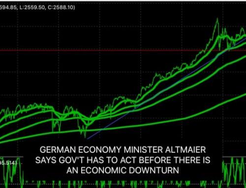 Recessione economica in vista?