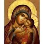 """""""Prega per noi, o Santa Madre di Dio. Perché diventiamo degni delle promesse di Cristo"""""""