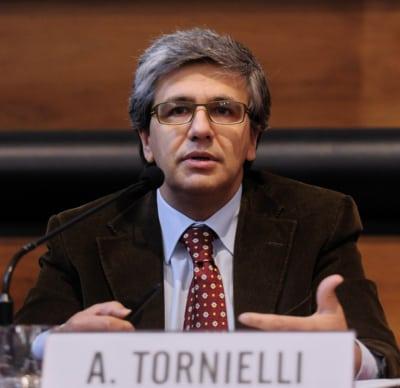 Il vaticanista Andrea Tornielli