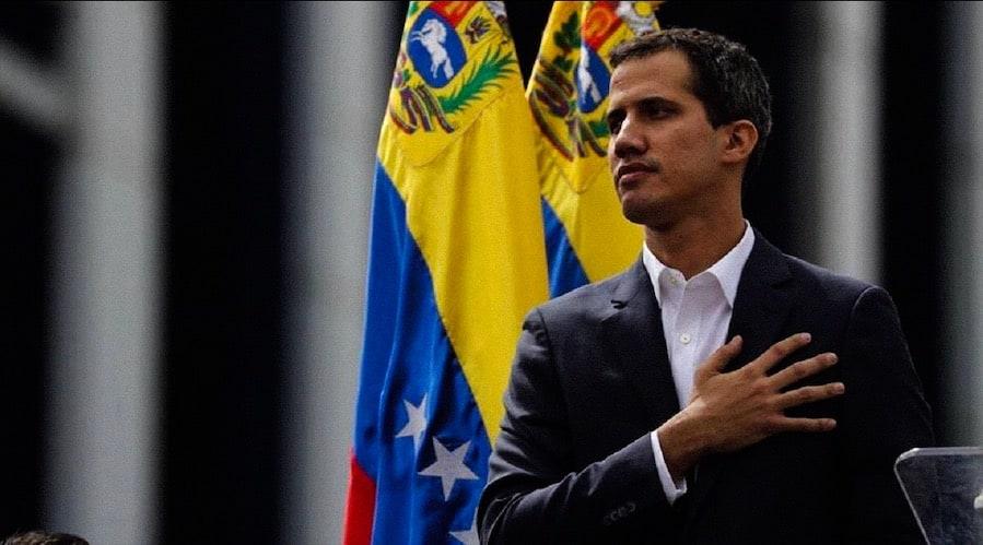 Juan Guaidò, il 23 gennaio 2019 si è autoproclamato presidente ad interim del Venezuela