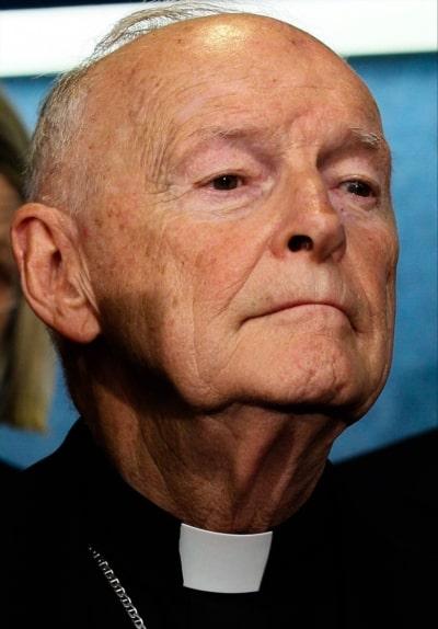 Ex cardinale Theodore McCarrick