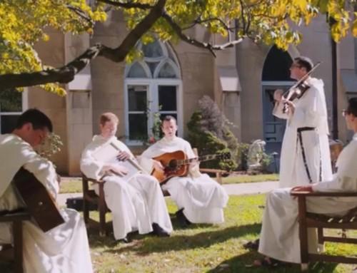 L'austera allegria dei frati tomisti musicisti