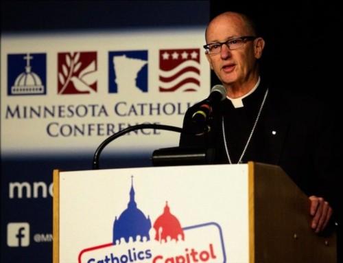 Vescovo Conley: nella Chiesa ci sono voci inquietanti, anche ad altissimo livello, in materia di sessualità
