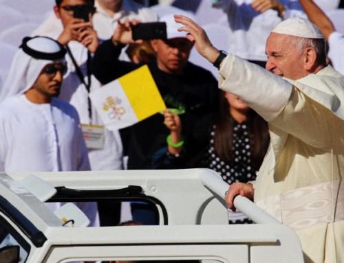 Video del viaggio di papa Francesco ad Abu Dabhi