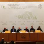 Incontro Mondiale sugli Abusi nella Chiesa: 1° briefing 21.02.2019