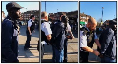 Predicatore di strada cristiano arrestato a Londra