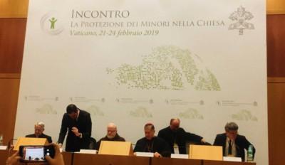 Incontro Mondiale sugli Abusi in Vaticano, 2° briefing, 22.02.2019