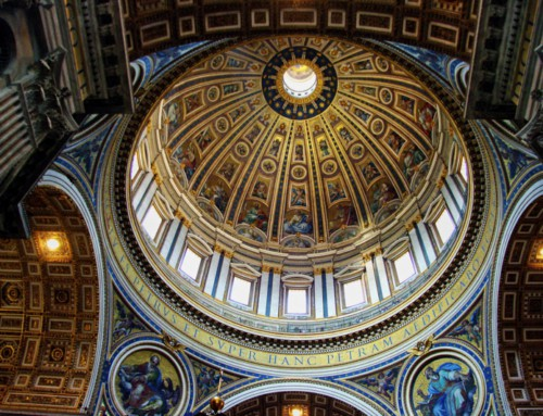 La Chiesa non è una ONG