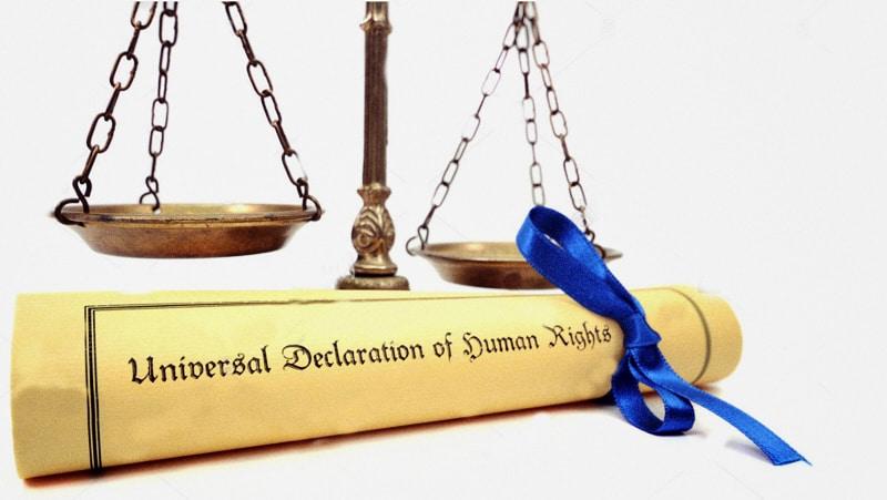 Dichiarazione diritti uomo