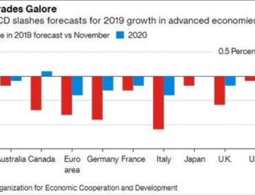 Chi è che aveva detto che vedeva davanti a sé uno sviluppo economico da anni '60?