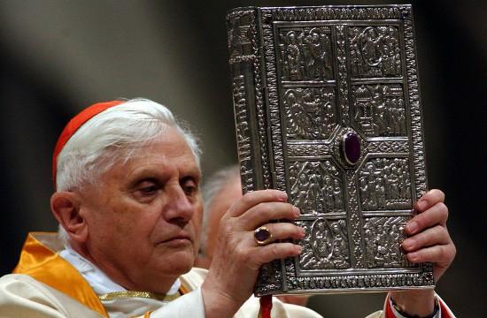 card. Joseph Ratzinger