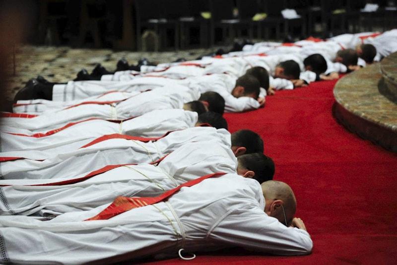 ordinazioni sacerdotali