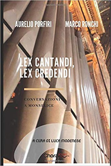 """Coprtina del libro """"Lex orandi, lex credendi"""""""