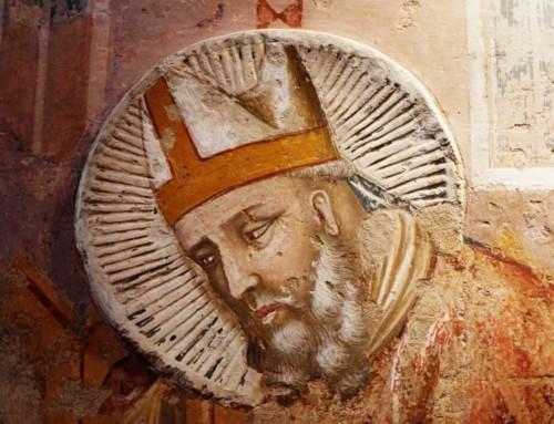 Il dramma della bellezza – Sant'Agostino – (n. 11)