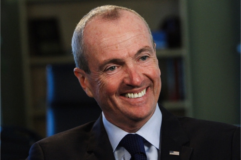 Il governatore del New Jersey Phil Murphy