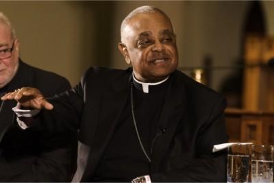L'arcivescovo Wilton Gregory