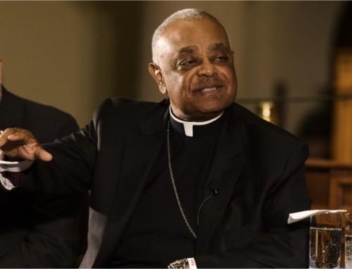 Arcivescovo Gregory, vuole sapere cosa trovo sconcertante e riprovevole? Glielo dico subito…..