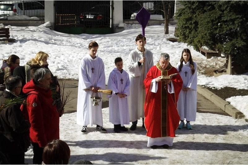 Padre Giampiero Caruso in Russia