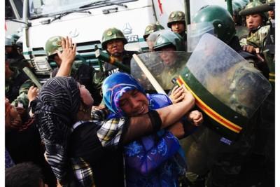 Foto di Guang Niu/Getty Images (via Gatestone Institute)