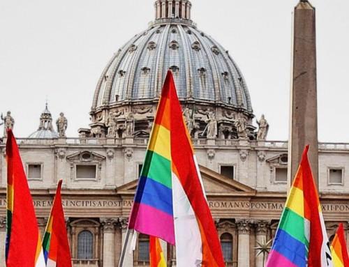 La posizione della Chiesa Cattolica circa le unioni omosessuali