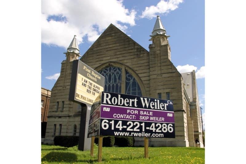Chiesa in vendita negli USA (foto cdn images)
