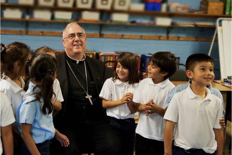 Arcivescovo Joseph Naumann (foto dalla Facebook Page)