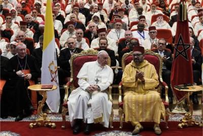 Papa Francesco visita in Marocco marzo 2019