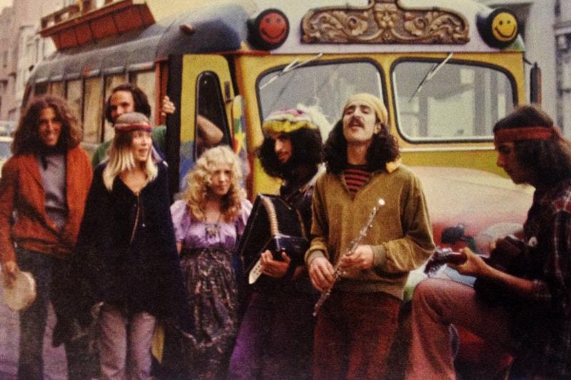 Hippies e gli anni '60