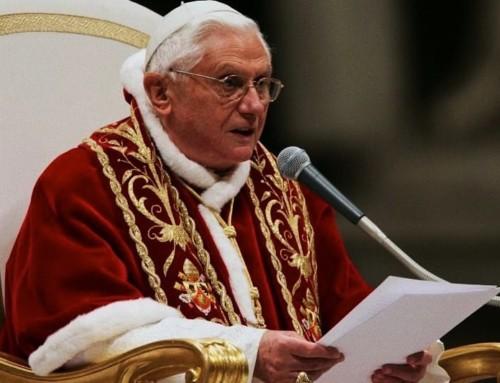 Benedetto XVI: la giusta interpretazione del Concilio Vaticano II