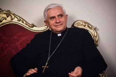 Card. Joseph Ratzinger (Gettyimages)