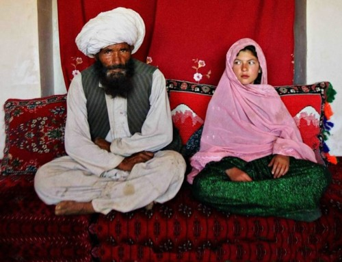 Una sposa di 8 anni