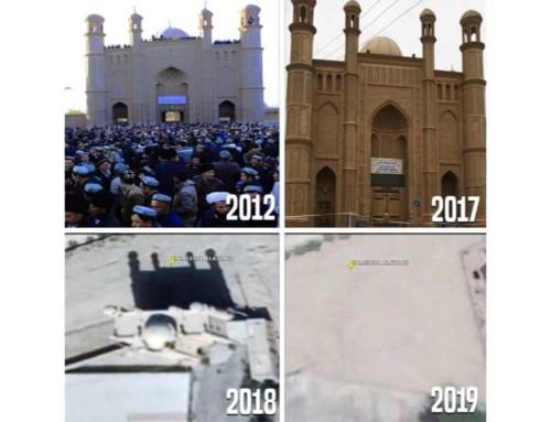 """In Cina distrutta la """"Notre Dame"""" degli Uiguri"""