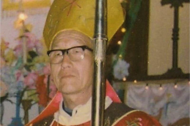 Il vescovo James Su Zhimin di Baoding