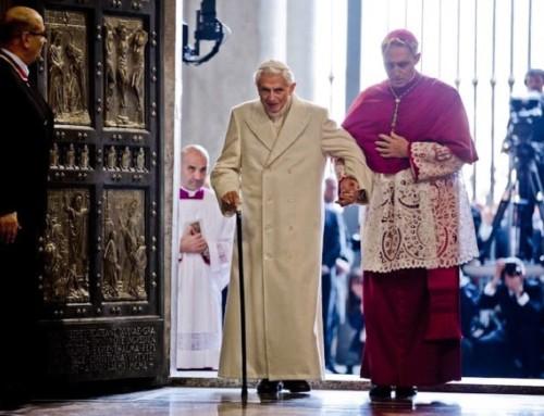 """Benedetto XVI: """"E' importante che la Chiesa mostri di non essere un regime dell'arbitrio. Non possiamo fare quello che vogliamo"""""""