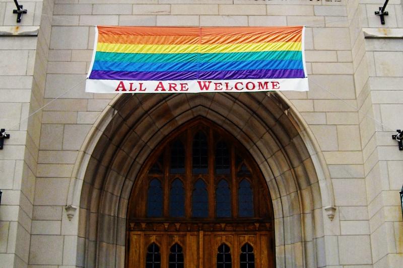 Chiesa e LGBT