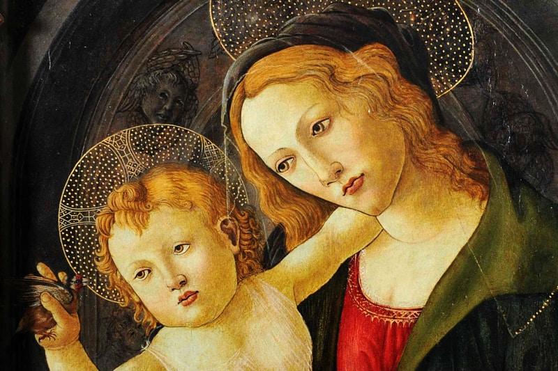 Madonna con Gesù bambino