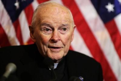 McCarrick Theodore ex cardinale ora ridotto allo stato laicale