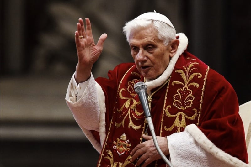 Papa Benedetto XVI - (CNS photo/Paul Haring) Via Catholic Herald