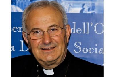 Mons. Giampaolo CrepaldAi, arcivescovo di Trieste