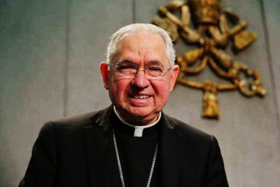 Arcivescovo Jose Gomez