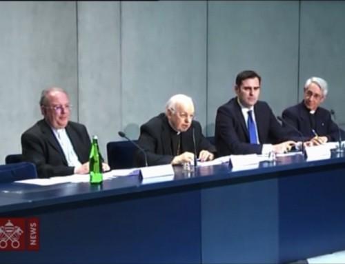 Conferenza stampa per la presentazione dell'Instrumentum Laboris del Sinodo dell'Amazzonia