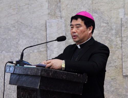 Mindong: Mons. Guo Xijin si dimette dalle cariche pubbliche e si ritira a una vita di preghiera