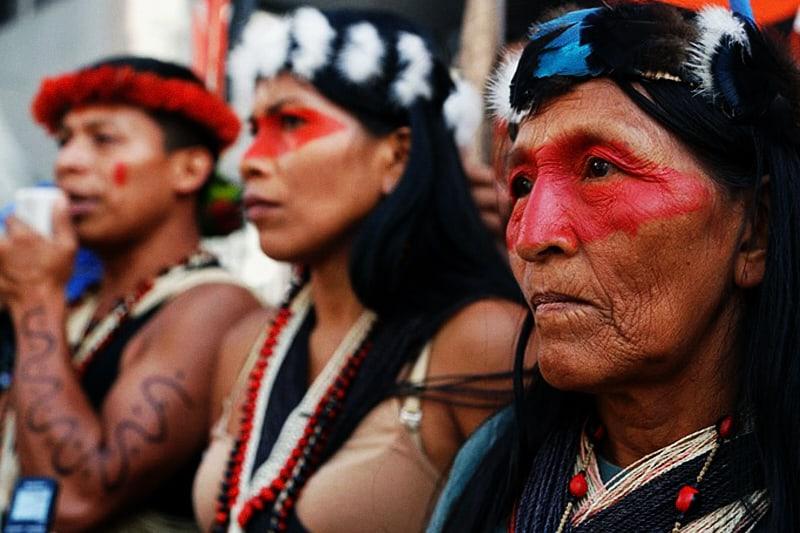 Indigeni dell'Amazzonia