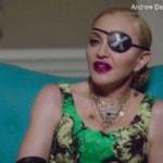 """Madonna: """"penso che Gesù sarebbe aperto ad avere una conversazione [sull'aborto] con me"""""""