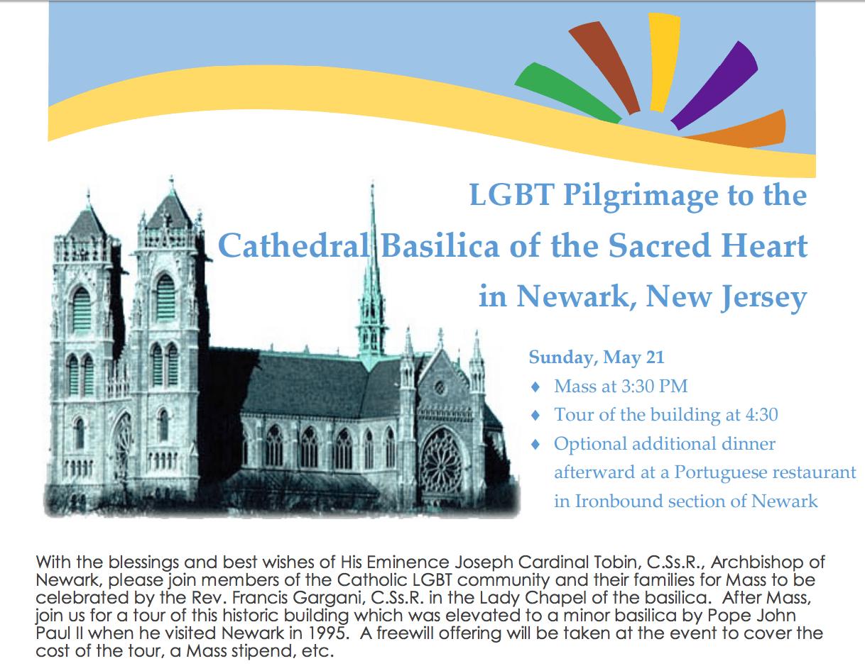Pellegrinaggio LGBT Newark