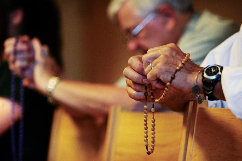 Recita del rosario