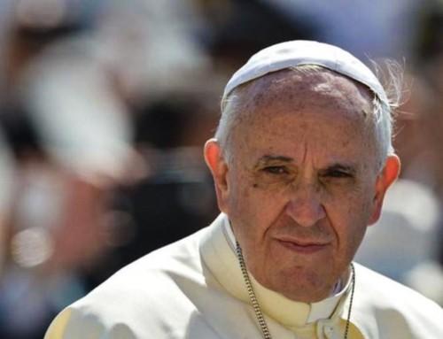 """Papa Francesco: """"Sono scioccato da alcuni dei discorsi che sento in Europa sulle frontiere. Il populismo sta prendendo forza."""""""