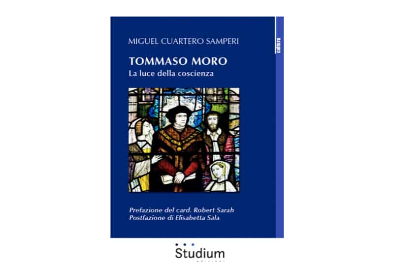Miguel Cuartero Samperi Libro su San Tommaso Moro